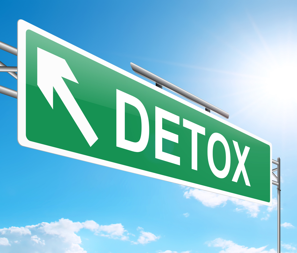 how long to detox from alcohol